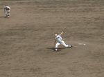 横浜の技巧派、浦川投手